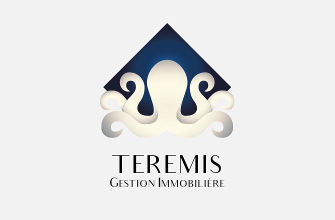 Création de logo pour l'immobilier à St Herblain