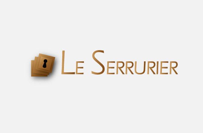 Création de logo pour serrurier à Nantes