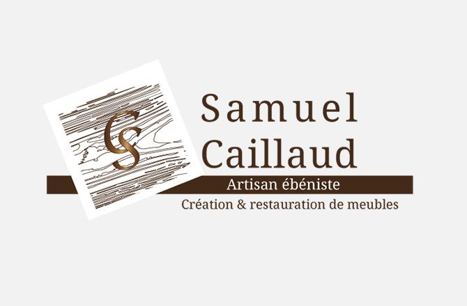 Création de logo pour ébéniste à Pontchâteau