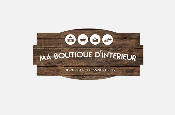 Création de logo de boutique à Vertou