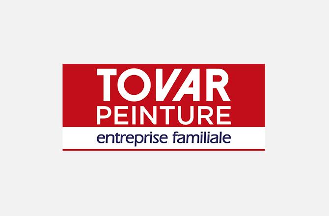 Création de logo pour peintre à Vigneux de Bretagne