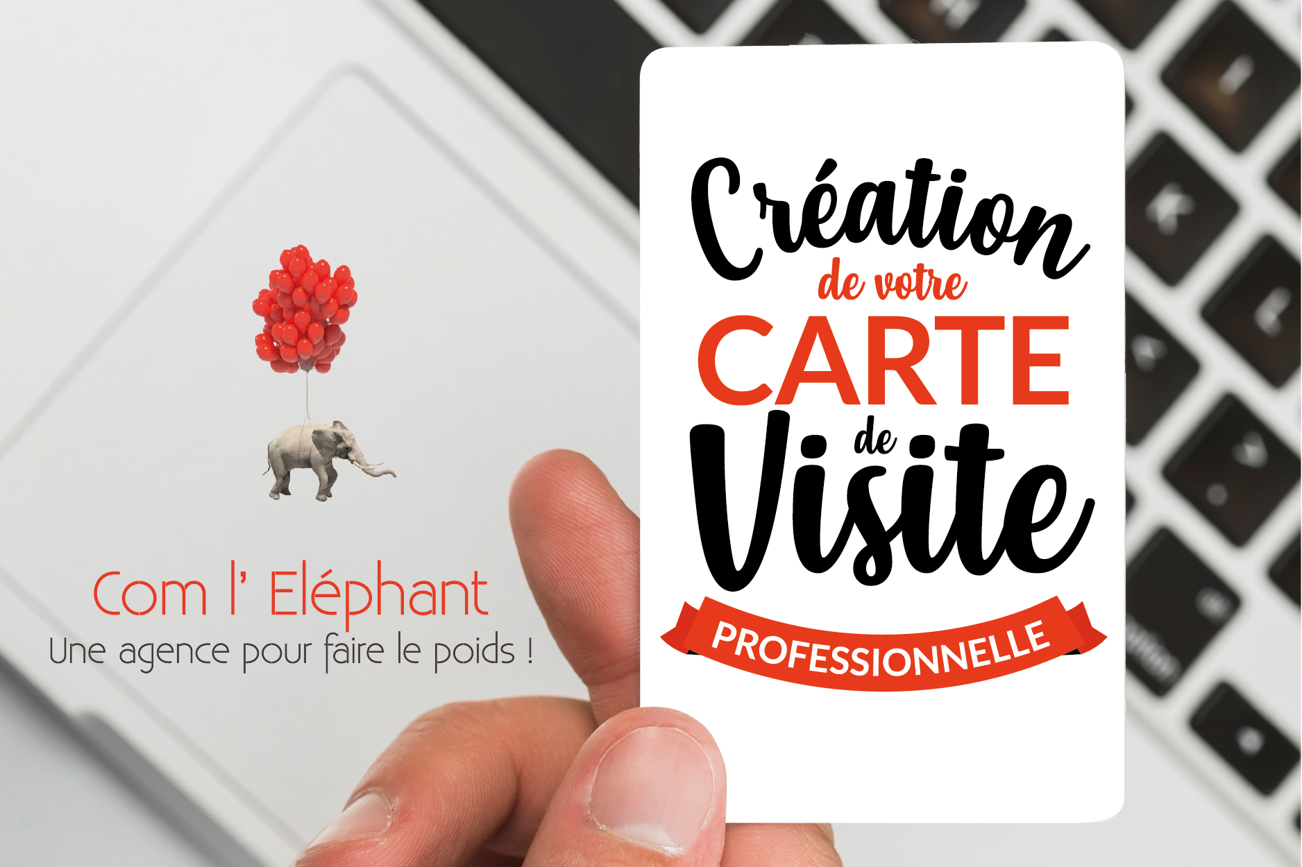 Création de votre carte de visite professionnelle à Nantes