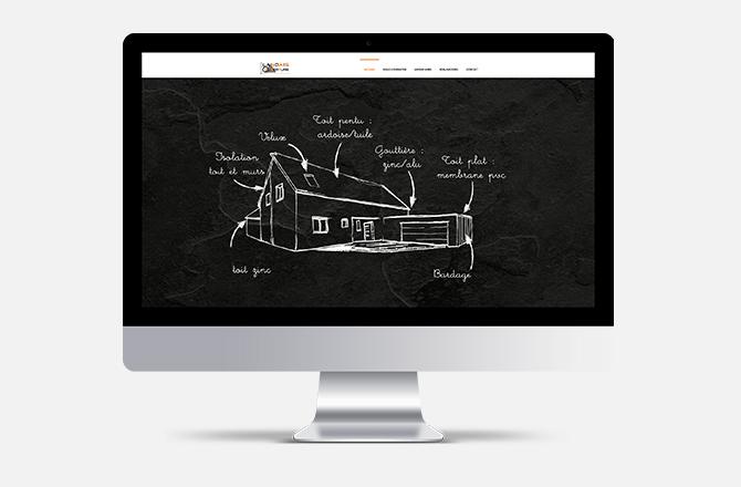Création de site internet pour artisan à Coueron