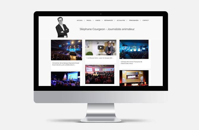 Création de site internet avec blog à Nantes