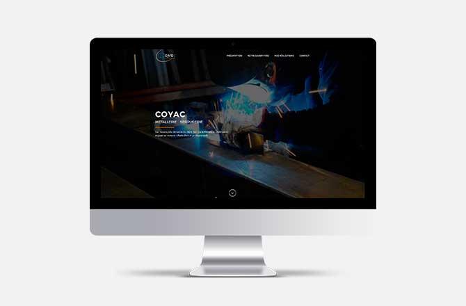 Création de site internet pour industriels à Saint Herblain