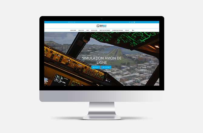 Création de site internet avec réservation en ligne à Saint Sébastien sur Loire