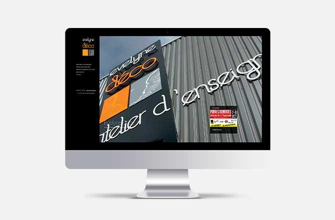 Création de site internet pour magasin à Vallet