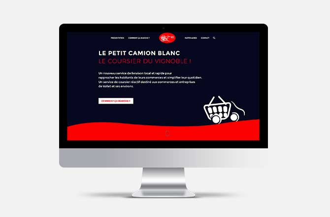 Création de site internet à Vallet