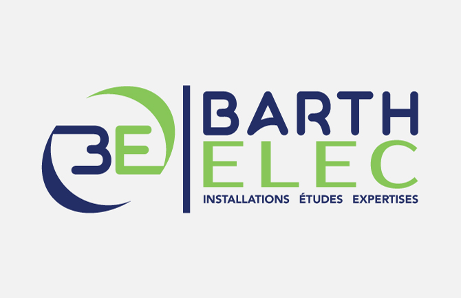 Création de logo pour électricien à Coueron