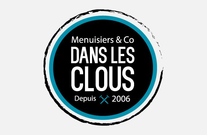 Création de logo pour menuisier à Nantes
