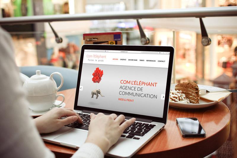 10 bonnes raisons d'être visible sur internet par Com L'Eléphant, agence de communication à Nantes