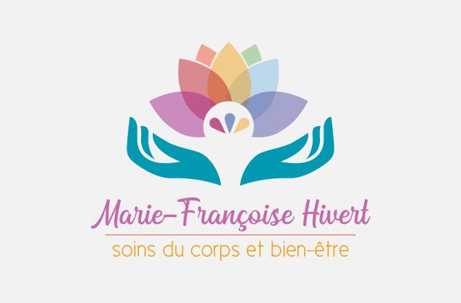 Agence de communication à Nantes, Graphiste à Nantes, logo bien-être