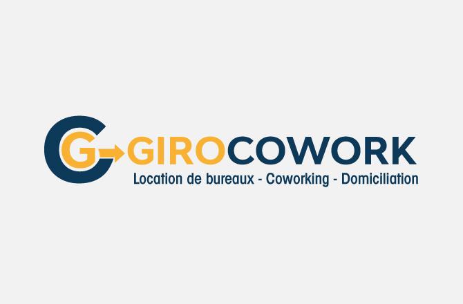 Agence de communication à Nantes, Graphiste à Nantes, logo coworking