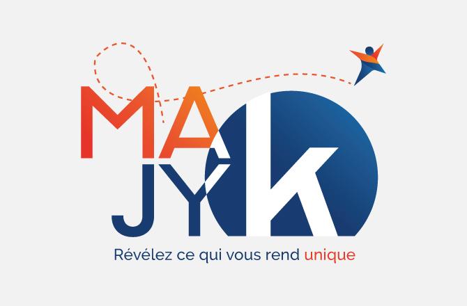 Agence de communication à Nantes, Graphiste à Nantes, logo coach